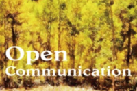 Open Communication
